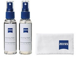 Zeiss Lens Cleaning Fluid 2 x 60ml