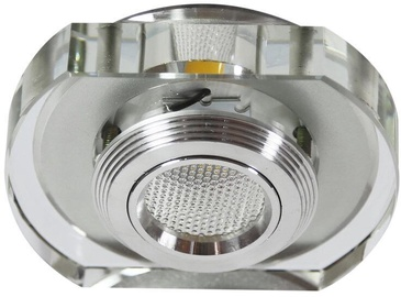 Candellux SS-34 Downlight 3W COB LED 3000K Transparent