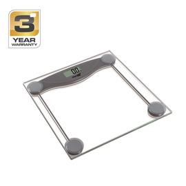 Весы для тела Standart EB9068 Glass/Grey
