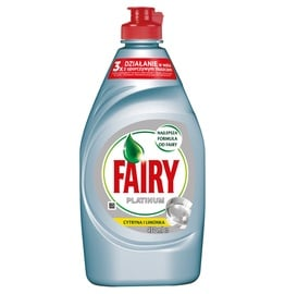 Fairy Platinum Lemon & Lime 430ml