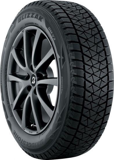 Talverehv Bridgestone Blizzak DM-V2, 225/55 R18 98 T