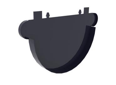 Scala Plastics Universal Cover 125mm Graphite