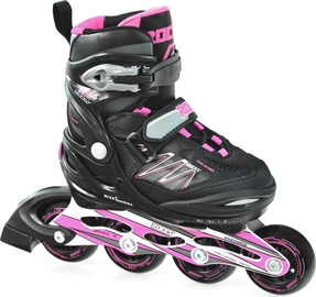 Roces Moody 5.0 Girl 400793 01 Black/Pink 36-40