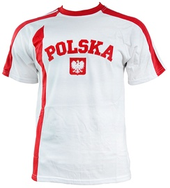 Marba Sport Poland Replica Cotton T-shirt White XXXL