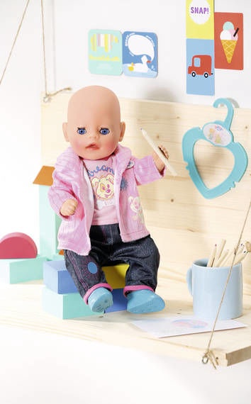 Zapf Creation Baby Born Little Kids Outfit 36cm