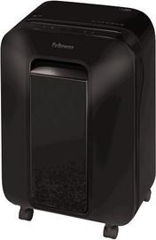 Paberihunt Fellowes Powershred LX201 Black, 2 x 12 mm