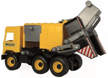 Wader Middle Garbage Truck Yellow 32123