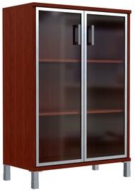 Skyland Born Shelf B 420.5 With Glass Doors Burgundy