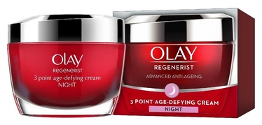 Näokreem Olay Regenerist 3 Point Age Defying Night Cream, 50 ml