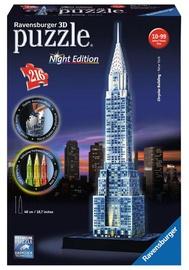 Ravensburger 3D Puzzle Chrysler Building Night Edition 12595