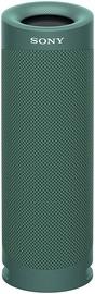 Juhtmevaba kõlar Sony SRS-XB23, roheline