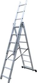 Besk Aluminium Ladder 4.4m 3x7