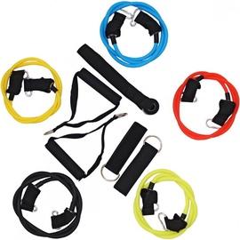 SportVida 8in1 Training Rubber Set Multicolor