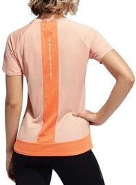 Adidas Rise Up N Run Parley Tee 25/7 EI6305 Womens XS