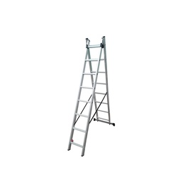 HausHalt BL-E208 Double-Sided 8-Steps Ladders