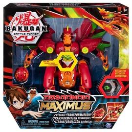 Lauamäng Bakugan Dragonoid Maximus Set, EN