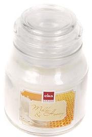 Eika Candle Milk & Honey 10x7cm