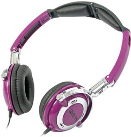 Omega Freestyle FH0022 On-Ear Headphones Purple