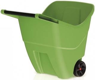 Prosperplast Load & Go II Wheelbarrow Green