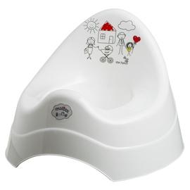 Maltex Baby Chamber Pot White 5801