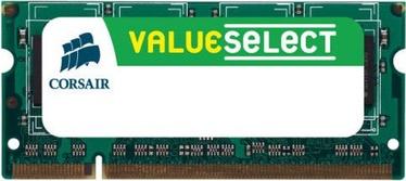 Corsair ValueSelect 512MB 333MHz CL2.5 DDR SO-DIMM VS512SDS333