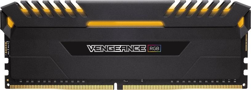 Corsair Vengeance LED 16GB 2666MHz CL16 DDR4 RGB DIMM KIT OF 2 CMR16GX4M2A2666C16