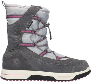 Timberland Snow Stomper Pull On WP Jr A1UJ7 Grey 37