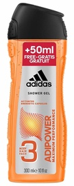 Adidas Adipower Shower Gel 300ml