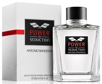 Tualettvesi Antonio Banderas Power Of Seduction 200ml EDT