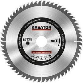 Kreator Sawblade 216x30x2.2mm 48T
