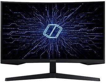 Монитор Samsung Odyssey C27G55TQWU, 27″, 1 ms