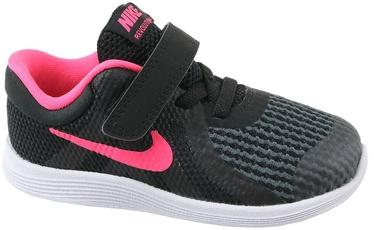 Nike Kids Shoes Revolution 4 TDV 943308-004 Black 19.5