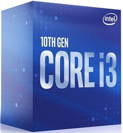 Процессор Intel® Core™ i3-10100F 3.6GHz 6MB BOX BX8070110100F