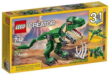 Конструктор LEGO® Creator 31058 Грозный динозавр