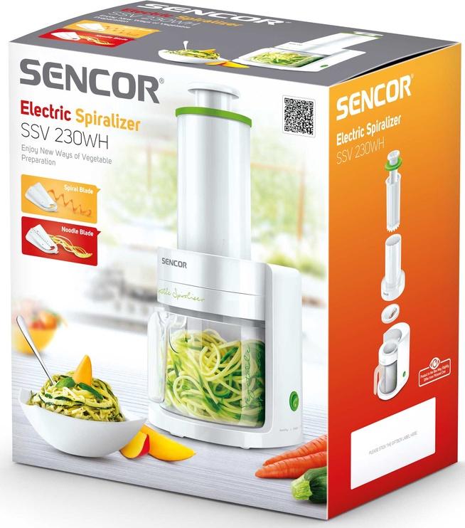 Sencor SSV 230 White