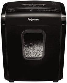 Fellowes Powershred 6M Mini-Cut Shredder Black