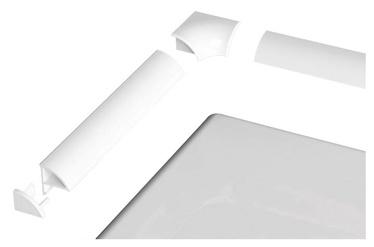 Viimistlusliistude nurgakomplekt Ravak B440000001