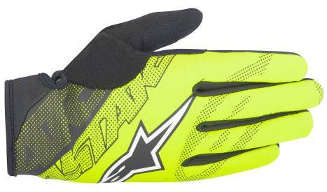 Alpinestars Stratus Glove Yellow/Black L