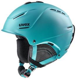 Uvex Ski Helmet P1us 2.0 Petrol Matt 59-62