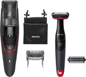 Philips Vacuum Beard Trimmer Beardtrimmer series 7000 BT7501/85