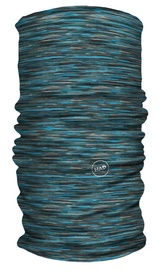 H.A.D. Printed Fleece Tube Multi Blue