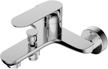 Vento Napoli Bath/Shower Faucet with Accessories Chrome