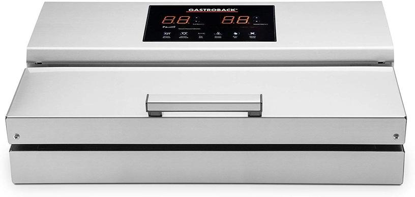 Gastroback Design Vacuum Sealer Advanced Professional Plus 46017
