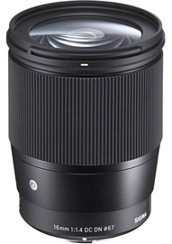 Sigma 16mm F1.4 DC DN For Sony