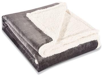 Одеяло DecoKing Teddy Charcoal, 170x210 см