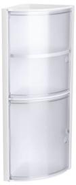 Vannitoakapp Tatay Corner White