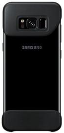 Samsung Original 2piece Back Case For Samsung Galaxy S8 Plus Black