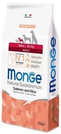 Monge Speciality Line Mini Adult Salmon & Rice 7.5kg