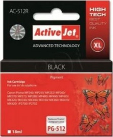 ActiveJet AC-512R Cartridge 18ml Black