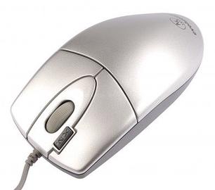 A4Tech EVO Opto Ecco 612D Mouse Silver